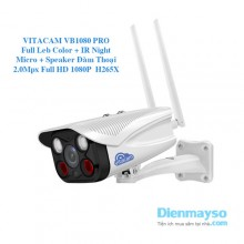 Camera Vitacam VB1080 Pro WIFI Full HD 1080P