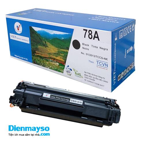 Hộp Mực HP 78A máy in HP P1566 P1606DN M1536DNF, Canon 4550 4580DN 4570DN 4550D 4452 4450 4420N 4412 4410 D520