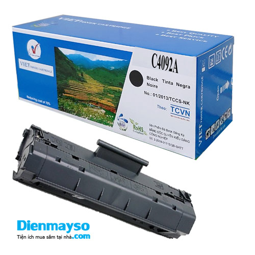 Hộp Mực HP 92A Canon EP22 Máy in HP laserjet 1100 3200, Canon 1120 800 810