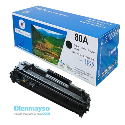 Hộp mực 05A -80A Máy in HP 2035 2055 Canon 6300DN 6650DN 6750