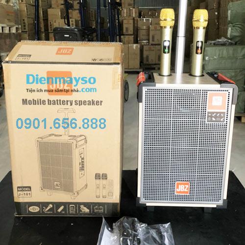 Loa kéo JBZ J101, Phân phối Loa di động karaoke JBZ J101