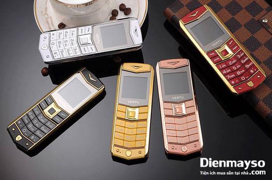 Điện thoạiVertu A8