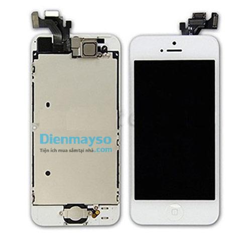 Màn hình iPhone 5 màu trắng