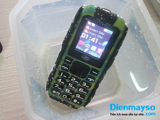 Điện thoại Sonim XP7 chống nước