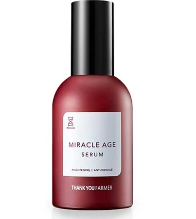 Miracle Age Repair Serum