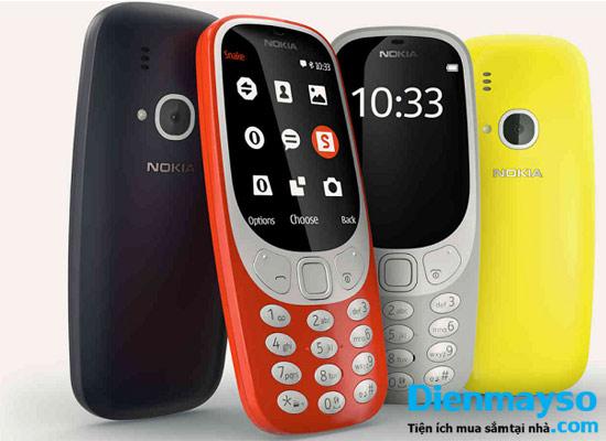 Điện thoại Nokia 3310 giá rẻ