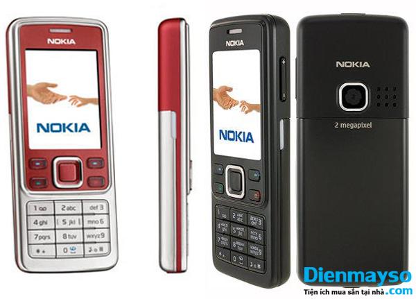 Điện thoại Nokia 6300 chính hãng