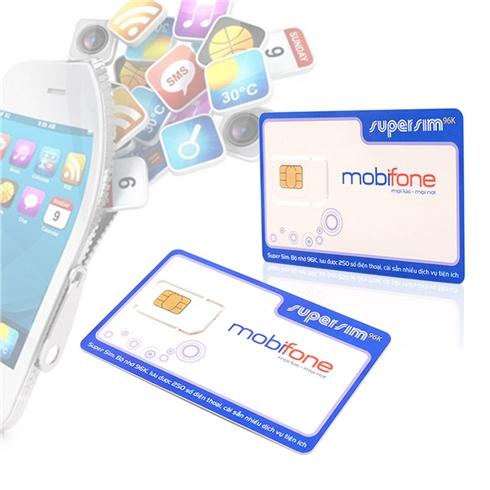 Sim 3G Mobifone F500 xài cả năm không cần nạp tiền