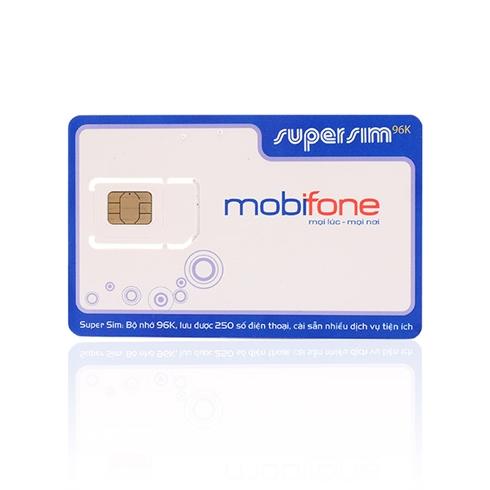 BánSim 3G Mobifone gói cước F500