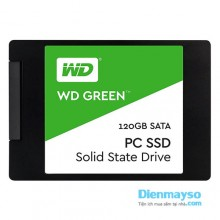 Ổ cứng Western SSD 120Gb