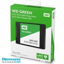 Ổ cứng Western SSD 480Gb