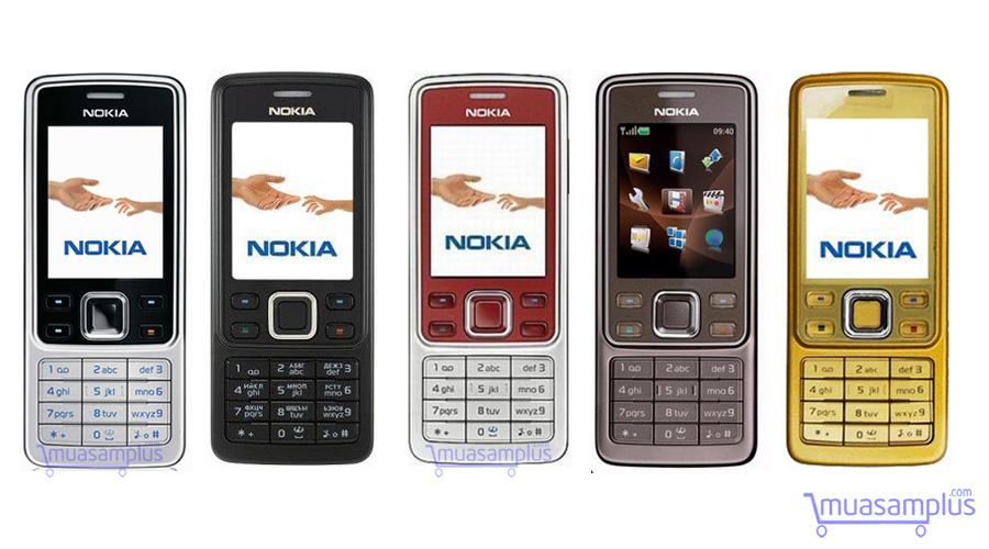 Nokia 6300 ĐỦ MÀU SẮC CHO QUÝ KHÁCH LỰA CHỌN